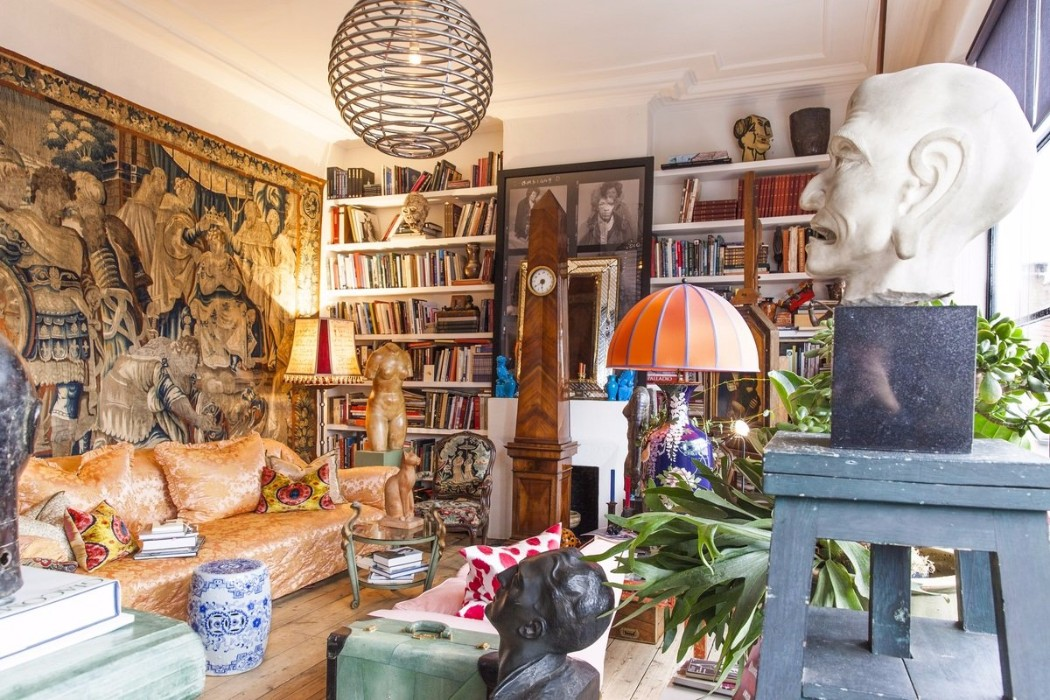 maximalist maximalism interior design padstyle