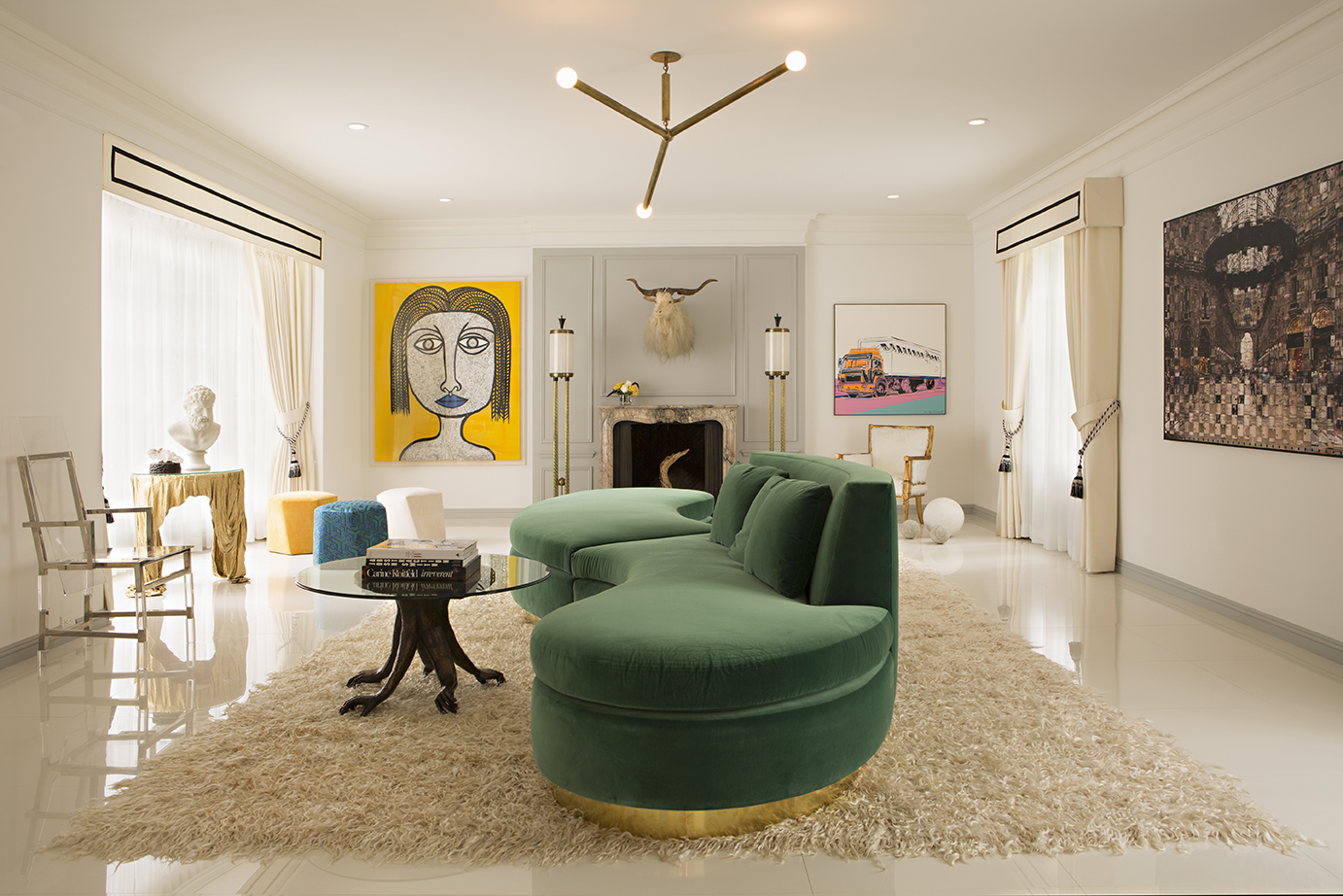 Modern Interior Modern Interiors: The Best From Woodson & Rummerfield's contemporary interior by woodson rummerfields modern interior design ideas