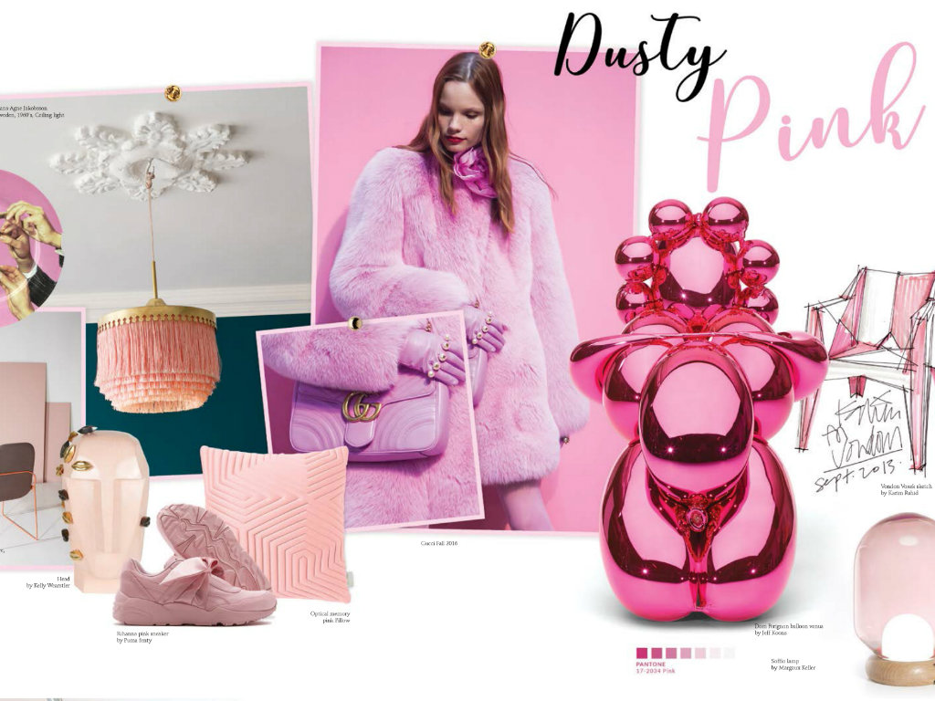 pink Pretty in Pink: The Color Domination cover 5
