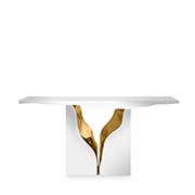 console table The Best Contemporary Console Tables for Your Living Room lapiaz console 01 1