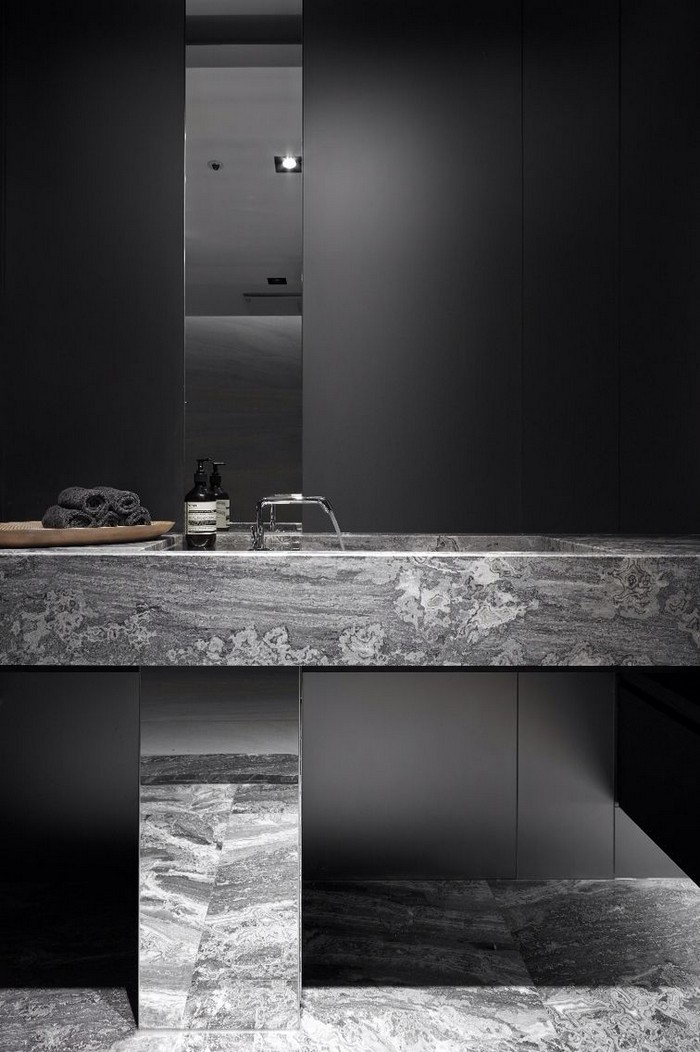 black and white marble bathrooms sophisticated ideas for a modern marble bathroom design 22746
