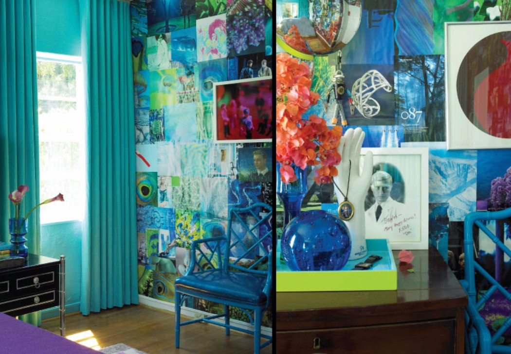 Modern Interior Interiors Doug Meyers Color Mastery In Miami By Meyer