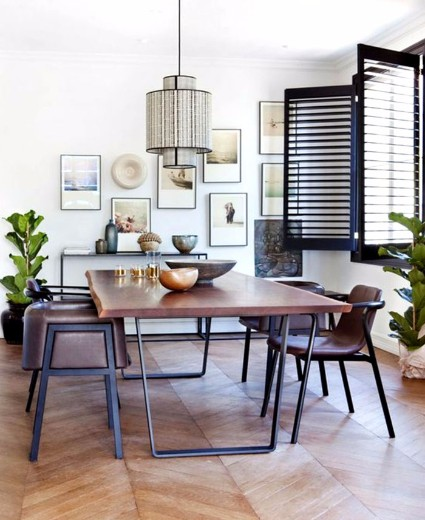 60 Modern Dining Room Design Ideas