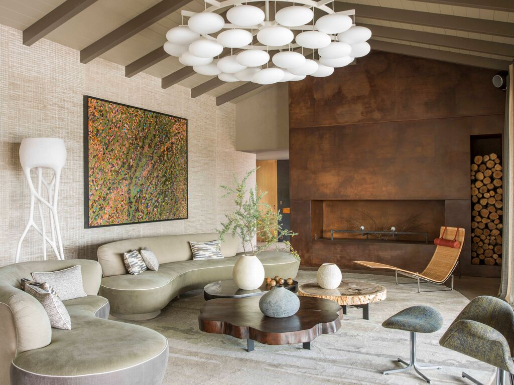 Charming Corsica Holiday Home Designed By Jean Louis Deniot
