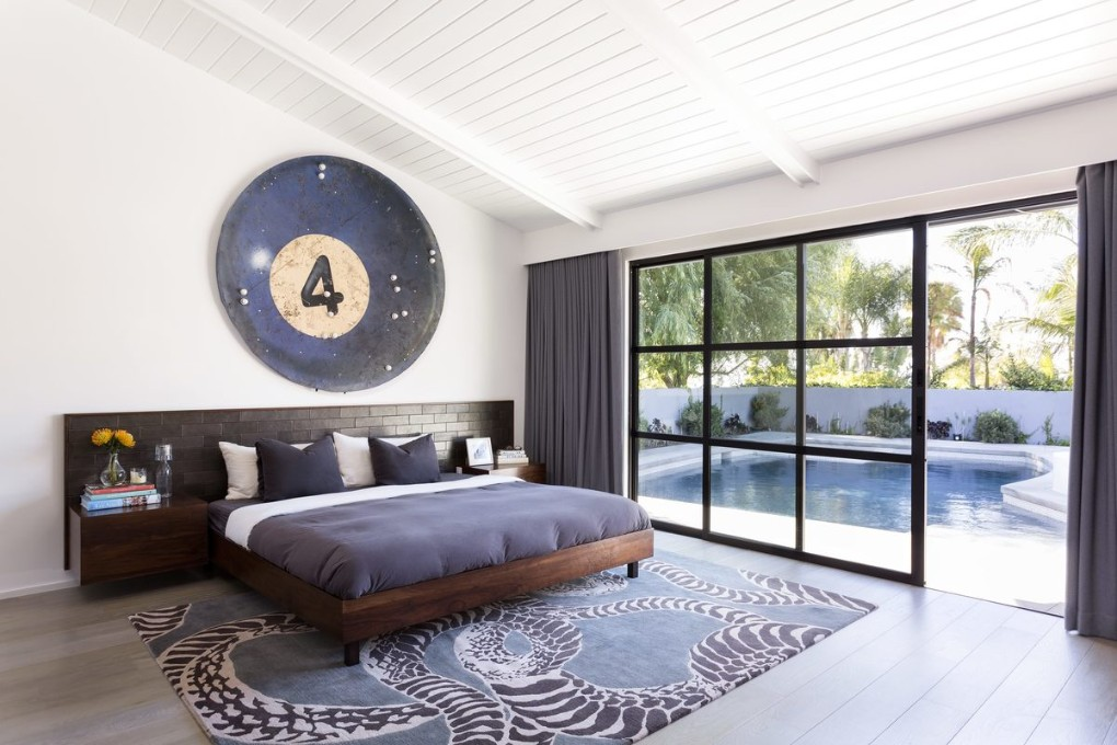 22 flawless contemporary bedroom designs 11220 | beautiful blue bedroom design by brown design group