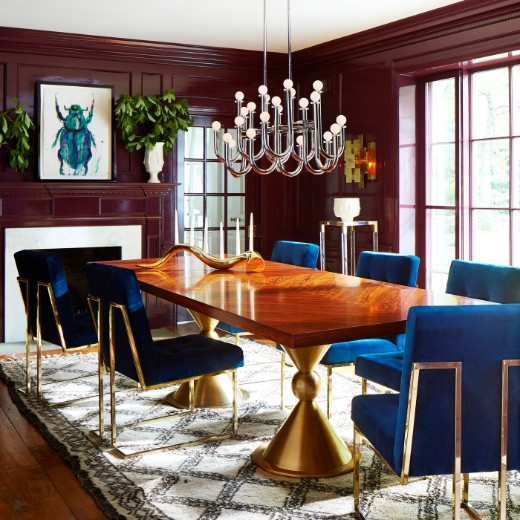 15 High End Contemporary Dining Room Designs: 60 Modern Dining Room Design Ideas