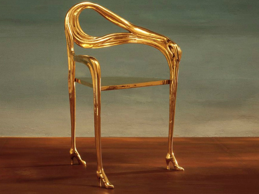 art furniture Iconic Art Furniture Pieces for Modern Interior Design Leda Armchair Salvador Dali 1