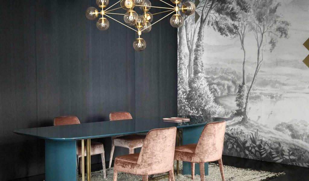 dining room 60 Modern Dining Room Design Ideas Modern Dining Room 1024x600