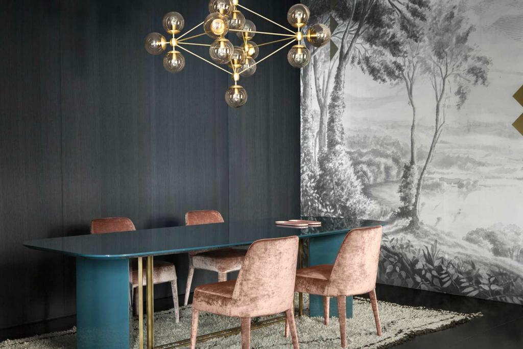 dining room 60 Modern Dining Room Design Ideas Modern Dining Room