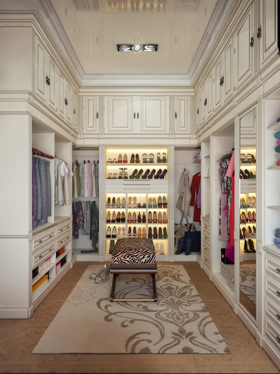 master bedroom walk in closet ideas 14 walk in closet designs for luxury homes 20697