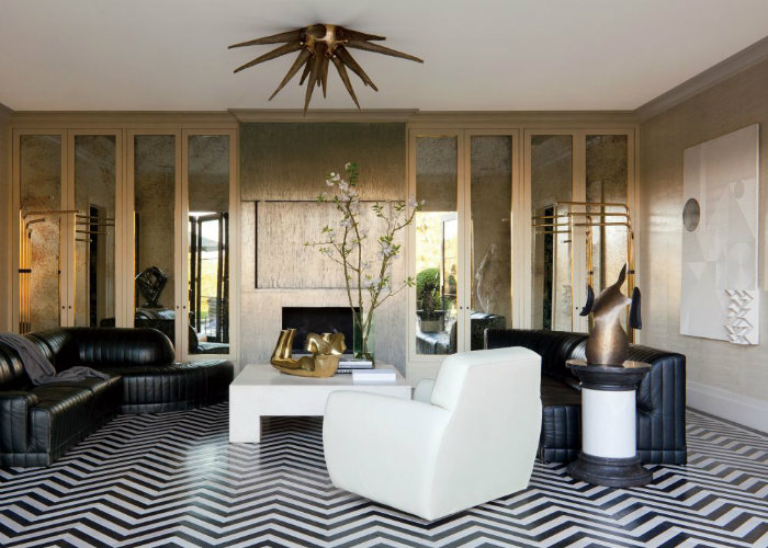 15 Refined And Modern Living Room Ideas