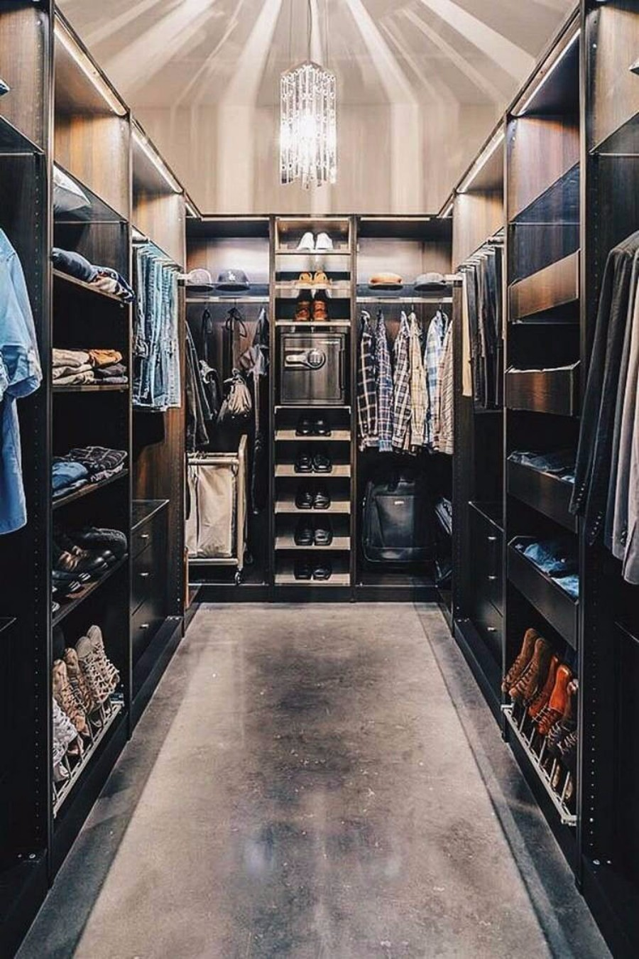 14 walk in closet designs for luxury homes 16008 | modern walk in closet design luxury closet design ideas modern master bedroom design