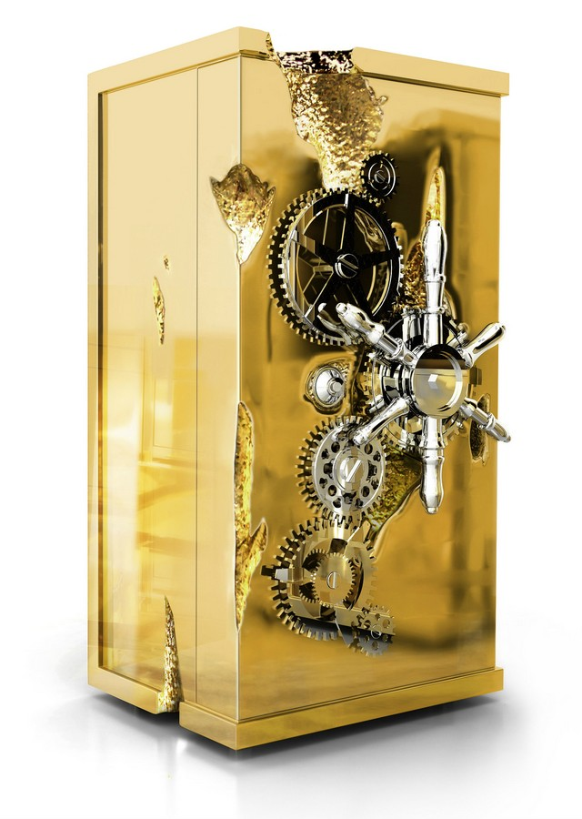 Jewelry Find The Perfect Luxury Safe For Your Most Precious Jewelry safes jewel watch watch winder diamond pearl jewellery interior design furniture luxury lifestyle home office decor home office 13