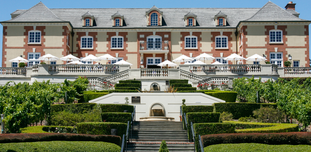 valley wineries Top 10 Napa Valley Wineries Ch  teau   Domaine Carneros Winery 7581236496