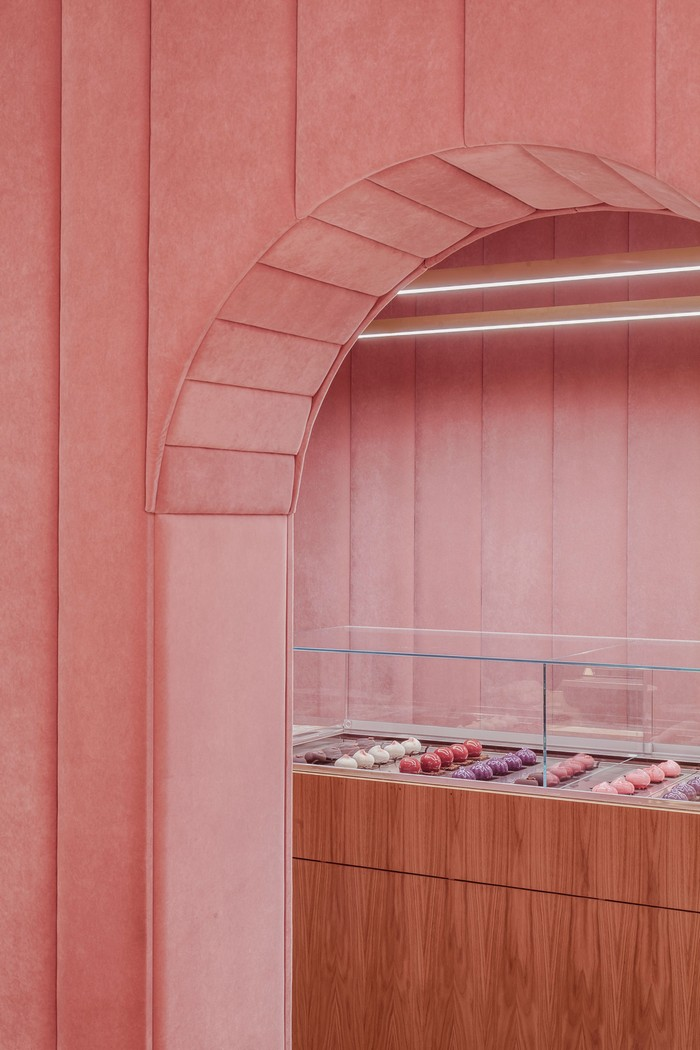 pink Pink Delight: Nanan Patisserie in Wroclaw Nanan French patisserie 2
