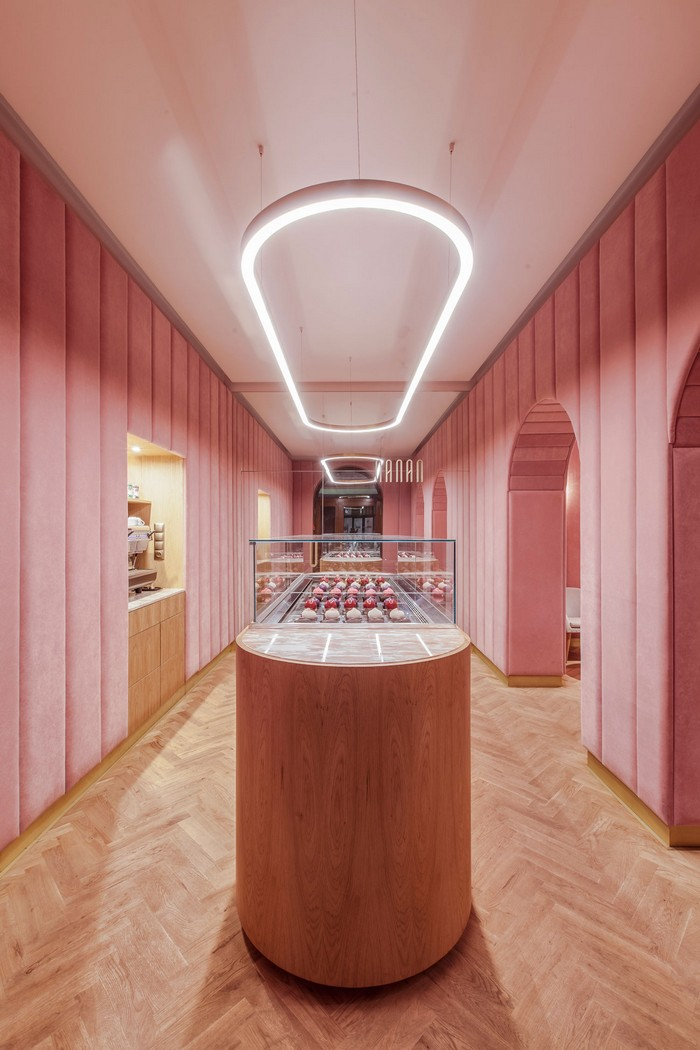 pink Pink Delight: Nanan Patisserie in Wroclaw Nanan French patisserie 3