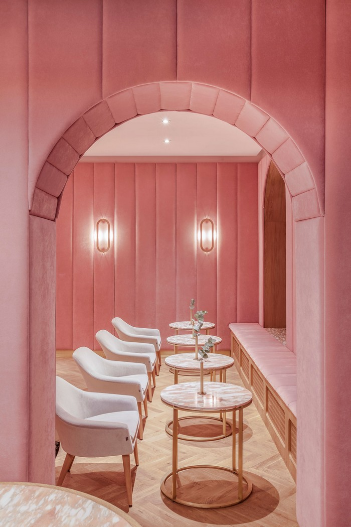 pink Pink Delight: Nanan Patisserie in Wroclaw Nanan French patisserie 7