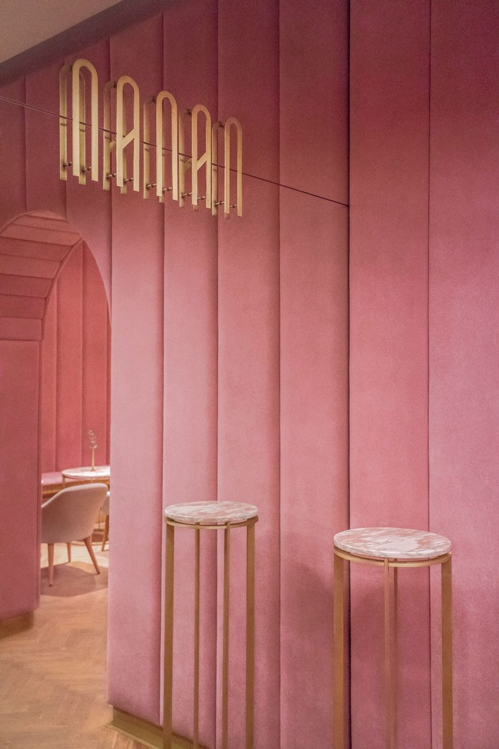 pink Pink Delight: Nanan Patisserie in Wroclaw Nanan French patisserie 9
