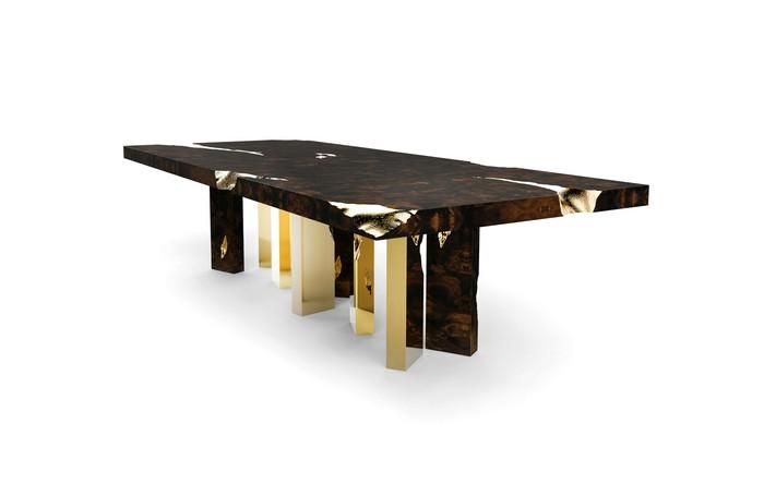 Presenting Boca do Lobo's Dining Table Designs dining table designs Presenting Boca do Lobo's Dining Table Designs empire dining 03