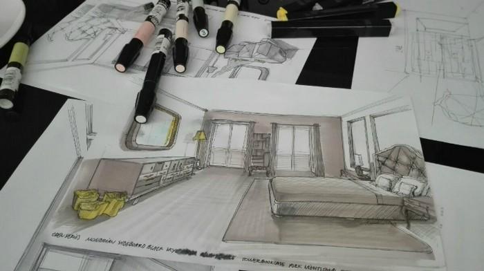 Behind the Scenes: Boca do Lobo Design Sketches sketches Behind the Scenes: Boca do Lobo's Sketches luxury furniture 1