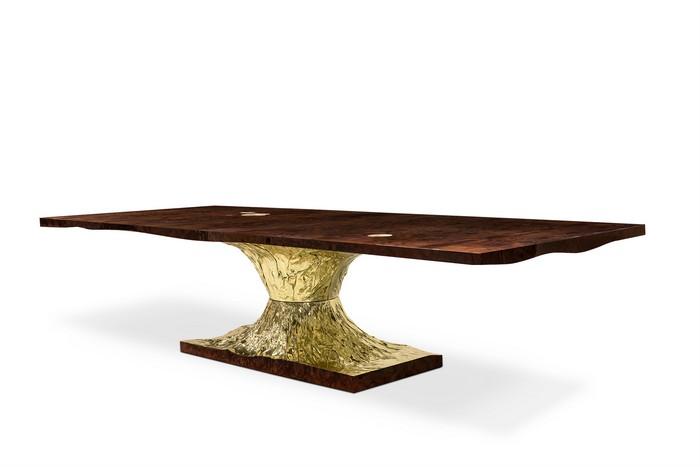 dining table designs Presenting Boca do Lobo's Dining Table Designs metamorphosis dining table 02 hr