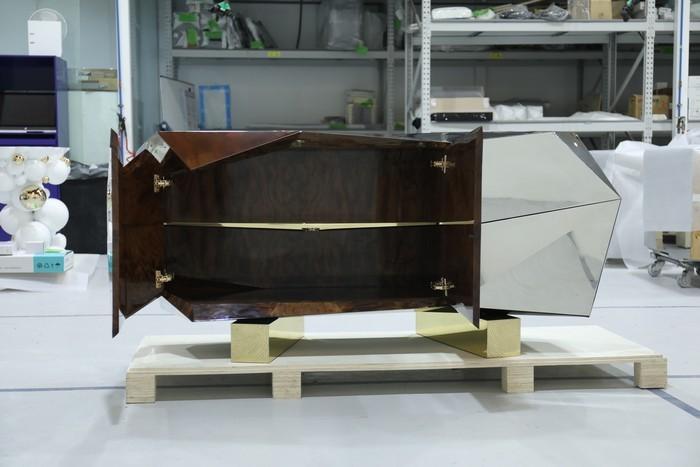 furniture Boca do Lobo Furniture: Diamond Pyrite 4Z2A1777