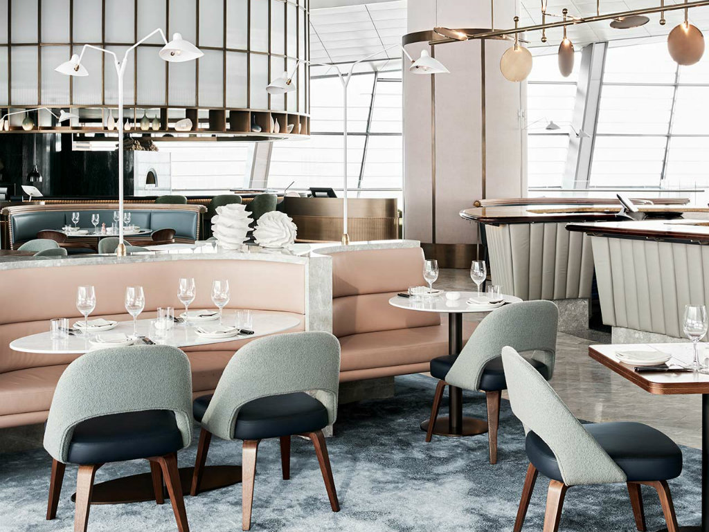 luxury restaurant Sean Connolly at Dubai Opera, The New Luxury Restaurant COVER