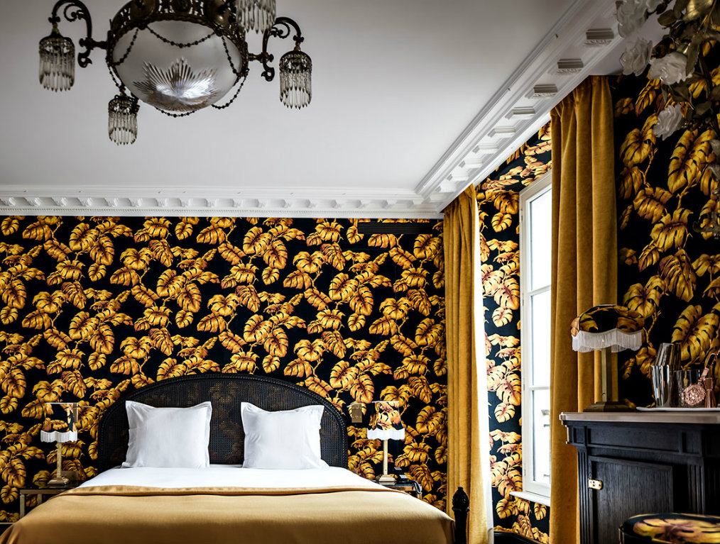 Luxury Hotel Providence Hotel, A Quaint And Charming Luxury Hotel in Paris cover 1