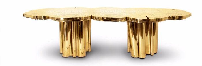 luxury residence Saadiyat Luxury Residence by Neat Interior Design in Abu Dhabi fortuna dining table 6 1