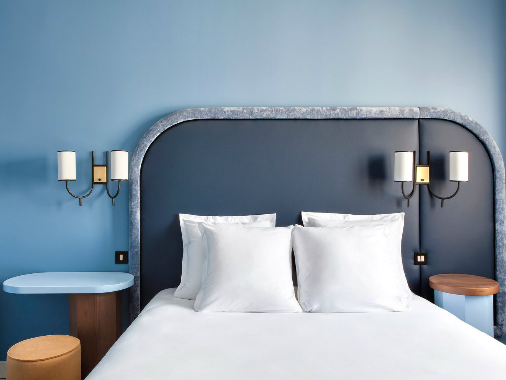 boutique hotel Hotel Bienvenue: A Pastel Hued Boutique Hotel in Paris hotel cover