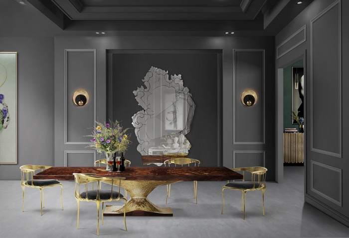 Boca do Lobo Furniture: Metamorphosis Family Furniture Boca do Lobo Furniture: Metamorphosis Family metamorphosis dining hr 01 trends Trends 2018: Invasion of Bugs metamorphosis dining hr 01