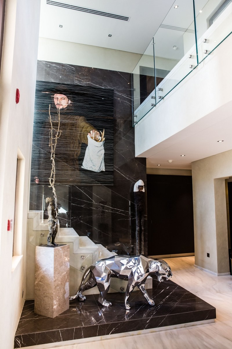 luxury residence Saadiyat Luxury Residence by Neat Interior Design in Abu Dhabi neat 21
