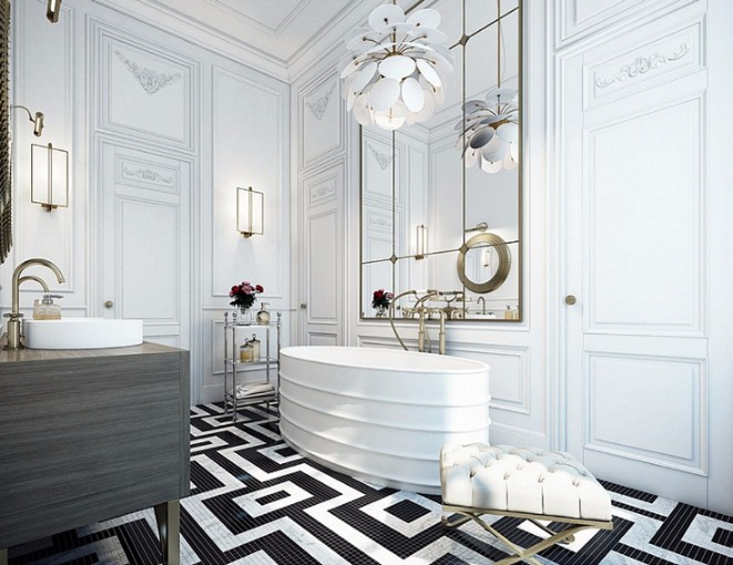 12 Luxurious Bathroom Design Ideas: 100 Must-See Luxury Bathroom Ideas