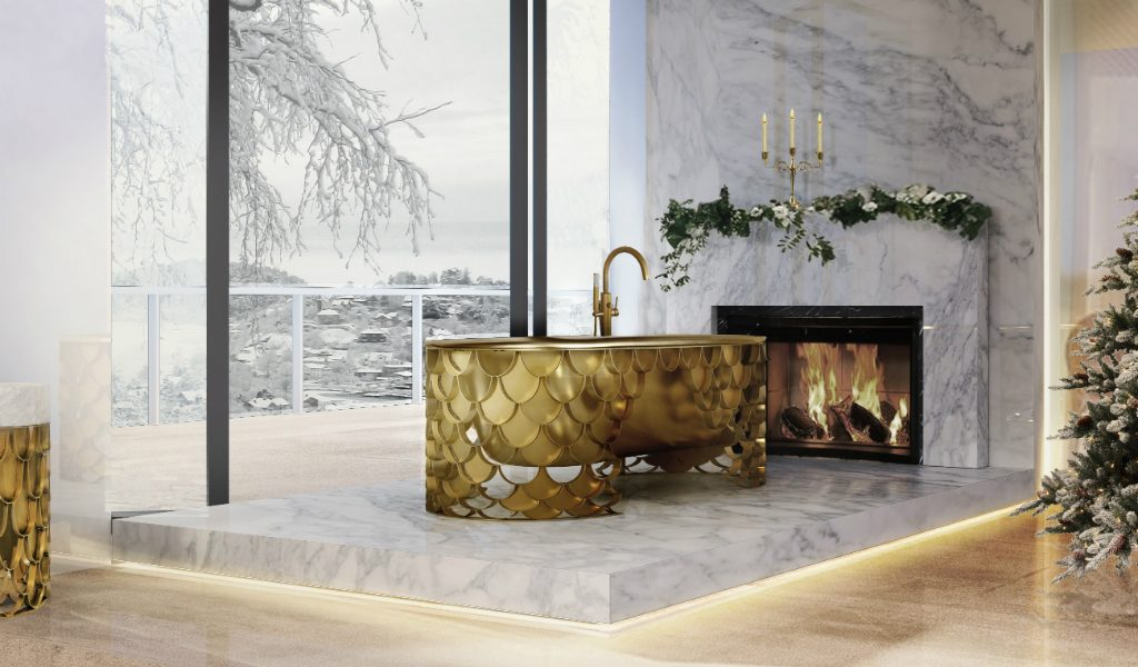 luxury bathroom 100 Must-See Luxury Bathroom Ideas 100 must see luxury bathroom ideas 1024x600