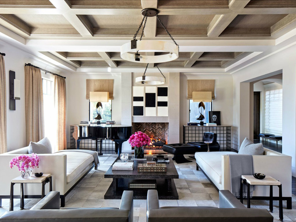 celebrity homes Inside the Most Stylish Celebrity Homes cover 10