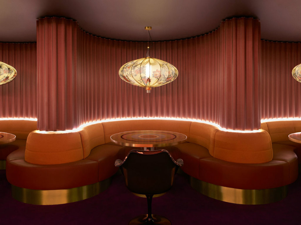 dimore studio Dimore Studio creates a Decadent and Exclusive Nightclub in London cover 7