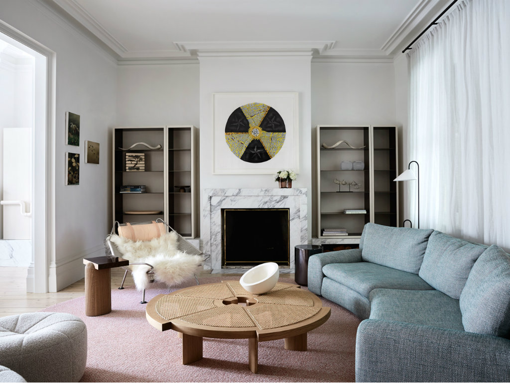 contemporary Contemporary Makeover of a Victorian Residence By Fiona Lynch cover