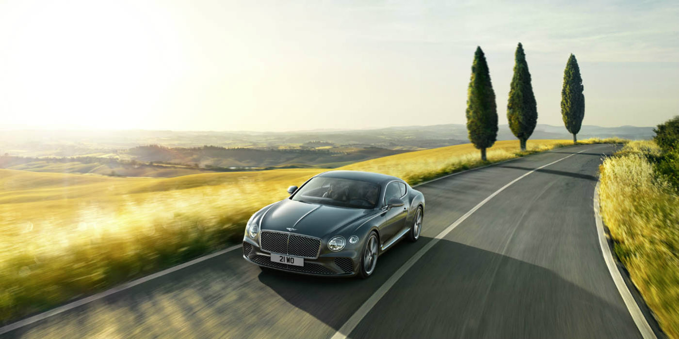 Bentley Continental GT Discover The 2018 Bentley Continental GT FEAT