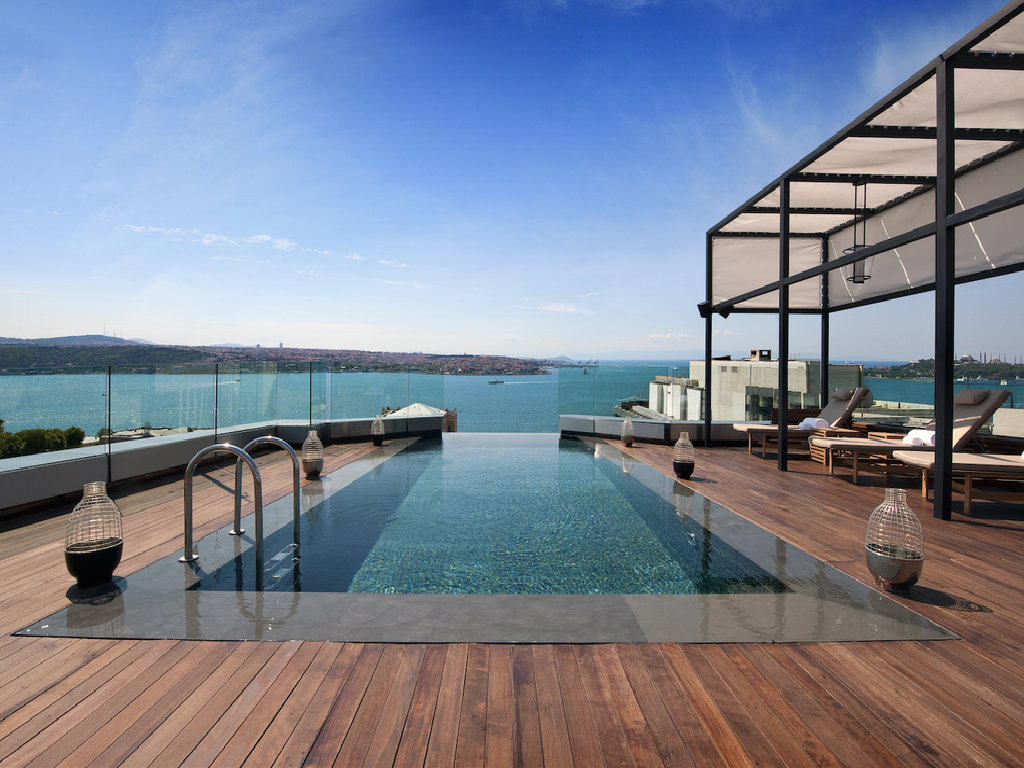 luxury hotel A Five-star Luxury Hotel In Istanbul by KCA International cover 6
