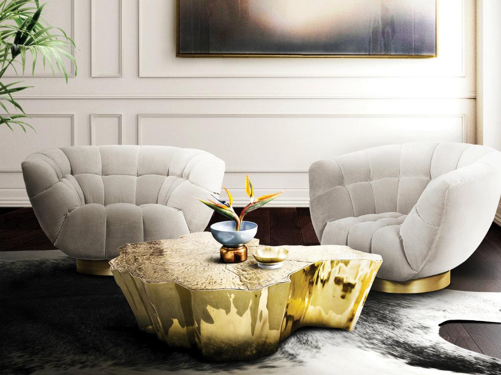 living room ideas Contemporary Living Room Ideas With Boca do Lobo Designs ft 1