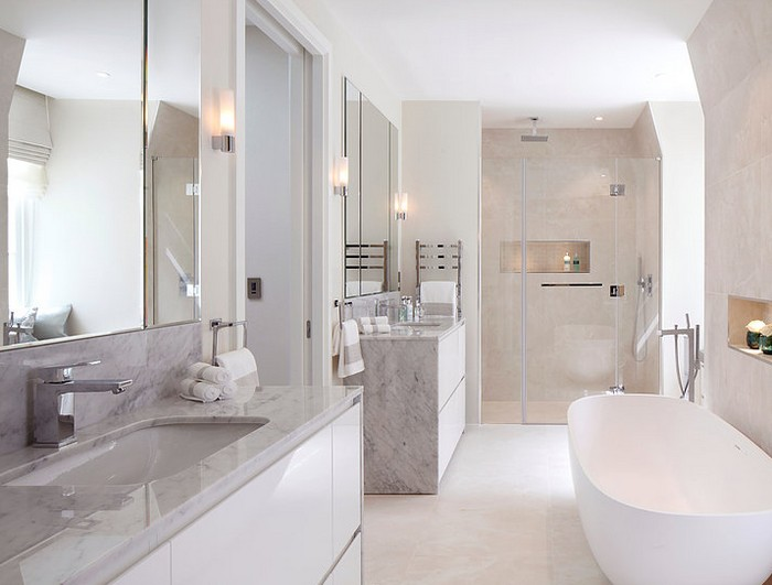 High End Residential Project By Sequoia London