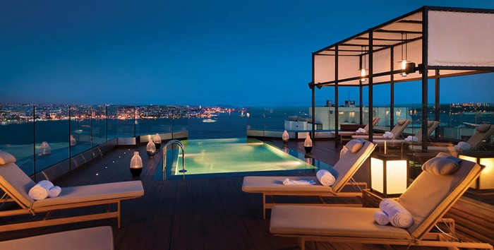 A Five-star Luxury Hotel In Istanbul by KCA International luxury hotel A Five-star Luxury Hotel In Istanbul by KCA International swisshotelistanbul 4