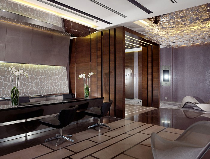 A Five-star Luxury Hotel In Istanbul by KCA International luxury hotel A Five-star Luxury Hotel In Istanbul by KCA International swisshotelistanbul 7