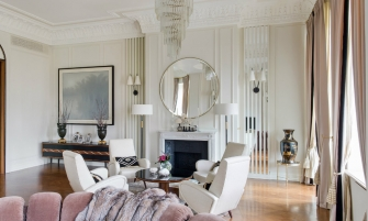 Luxury Apartment Classic and Modern Style Blended in this Luxury Apartment in Moscow COVER 335x201