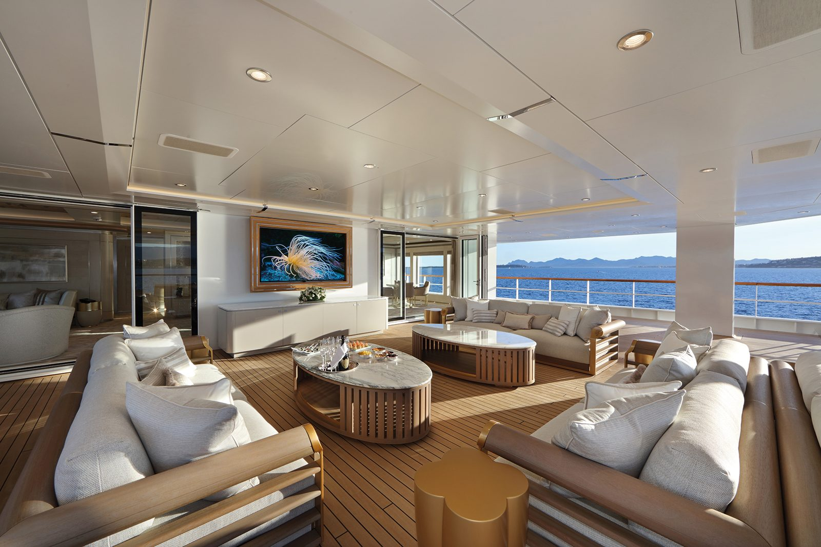 Top 5 Luxury Yacht Interiors By H2 Yacht Design