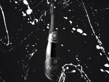 Luxury Champagne: Toast with Wijion