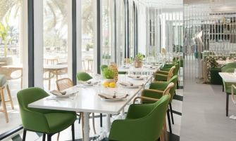modern restaurant Modern Restaurant Design Blends European and Lebanese Flavors cover 17 335x201