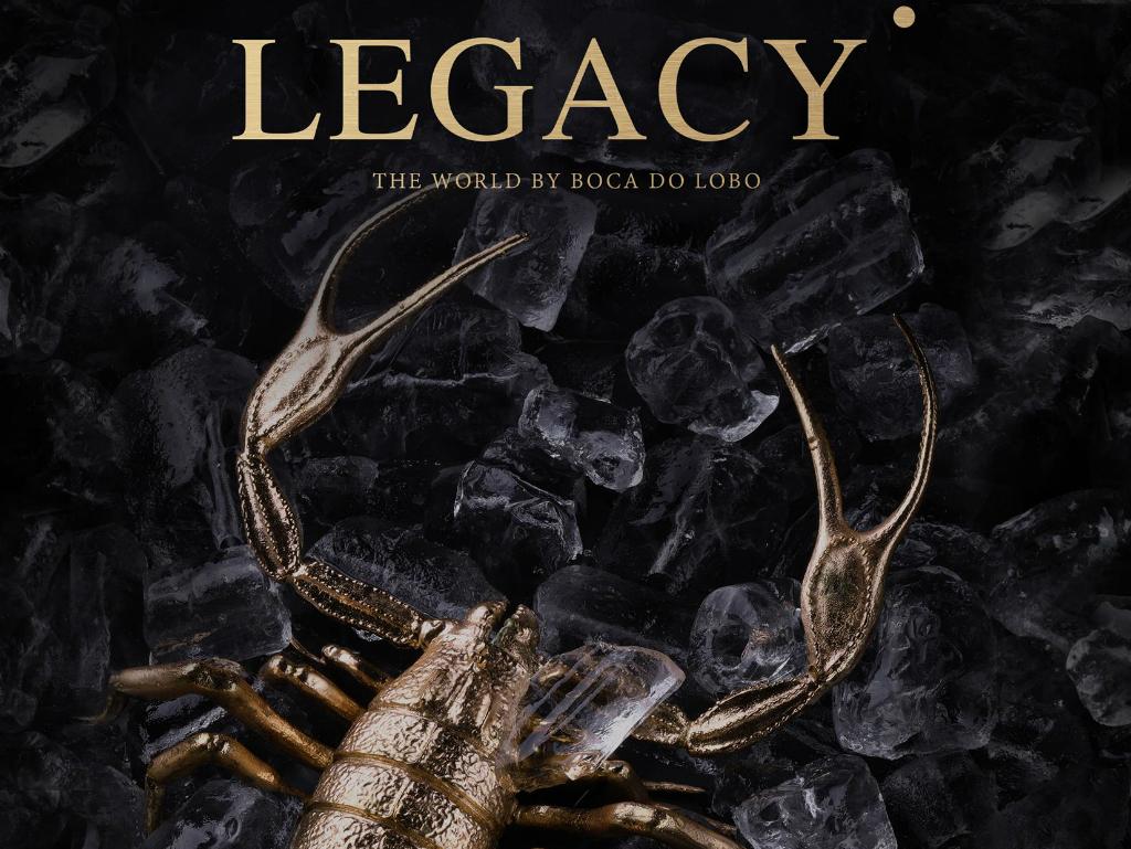 design Legacy – A Design & Craftsmanship Testimony legacy by boca do lobo