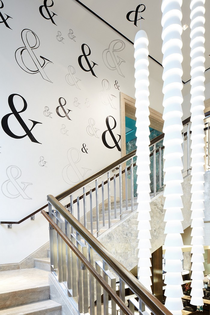 Tiffany & Co Tiffany & Co New Space Creates A Modern Luxury Experience luxury store 10