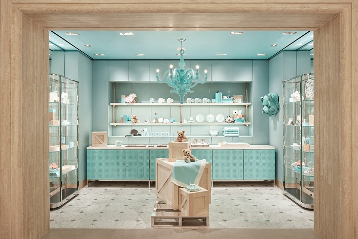 Tiffany & Co Tiffany & Co New Space Creates A Modern Luxury Experience luxury store 11
